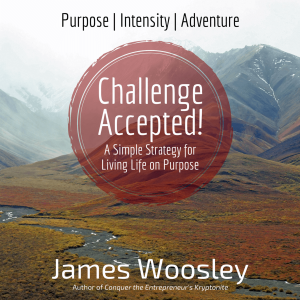 1200x1200 Challenge Accepted! Audiobook Cover